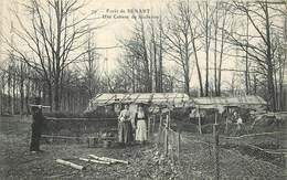 FORET DE SENART - Une Cabane De Bûcheron. - Sénart
