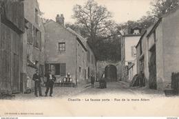 CPA CHAVILLE 92 - La Fausse Porte Rue De La Mare Adam - Chaville
