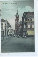 Mons La Rue De Nimy - Mons