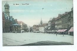 Mons Grand' Place  ( Couleur  ) - Mons