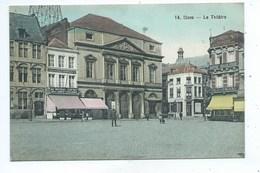 Mons Le Théâtre  ( Couleur  ) - Mons