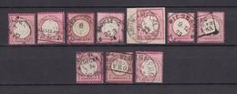 Deutsches Reich - 1872 - Michel Nr. 19 - Stempel - Gest. - 80 Euro - Germany