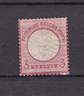Deutsches Reich - 1872 - Michel Nr. 25 - Ungebr. - 30 Euro - Unused Stamps