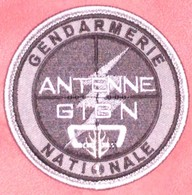 Ancien écusson  GIGN - Police & Gendarmerie