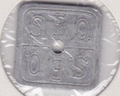 Jeton - Token - SEO OSTENDE - BELGIQUE - Monétaires / De Nécessité