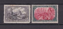 Deutsches Reich - 1905/19 - Michel Nr. 96/97 - Ungebr. - Duitsland