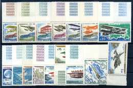 1964 MONACO SET MNH ** Aerei - Mónaco