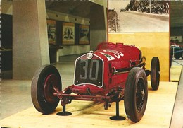 CPA Italie  * Museo Dell'Automobile - Torino - ALFA ROMEO P 2 1930 * - Musées