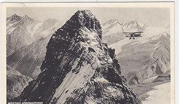 Int. Flugmeeting Zürich - R-Karte Mit Sonderstempel - Aufn. Ad Astra - 1927   (P-219-90515) - Meetings