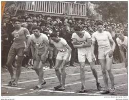 1926 STADE JEAN BOUIN DÉPART DU 1500 M - ATHLÉTISME - Photo Agence ROL Rue RICHER PARIS 9 - Sports