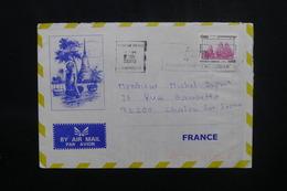 CAMBODGE - Enveloppe De Phom Penh Pour La France En 2000 - L 54083 - Kambodscha