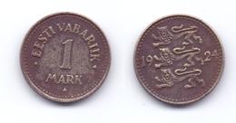 Estonia 1 Mark 1924 - Estland