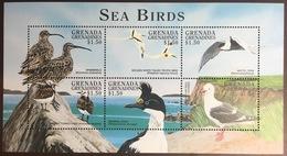 Grenada Grenadines 1998 Sea Birds Sheetlet MNH - Non Classificati