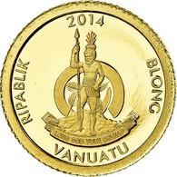 Monnaie, Vanuatu, 20 Vatu, 2014, British Royal Mint, Prise De La Bastille, FDC - Vanuatu