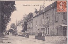 77 - PONTHIERRY - LA POSTE - France