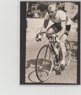 PHOTO   8,8 Cm   X   14  Cm   MIROIR SPRINT          A. DARRIGADE - Cycling