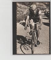 PHOTO   8,8 Cm   X   14  Cm   MIROIR SPRINT        J. STABLINSKI - Cycling