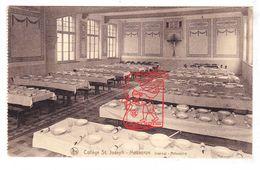 PK 2x Moeskroen Mouscron - 2x St.-Jozefs College St.-Joseph / Refter Vh Internaat & Speelzaal / Aan Fam. Six, Reningelst - Mouscron - Moeskroen