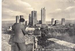 9645-LOTTICINO N°. 3 CARTOLINE DI S.GIMIGNANO(SIENA)-FG - Italia