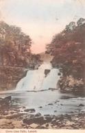 CORRA FALLS - LANARK - POSTED IN 1905 ~ A 115 YEAR OLD POSTCARD #21553 - Lanarkshire / Glasgow
