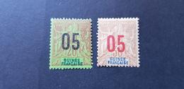 Guinée Yvert 51-52** - Nuevos