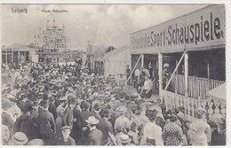 Leipzig - Neuer Messeplatz - Sport-Schauspielhalle - 1908          (A-184-191005) - Leipzig