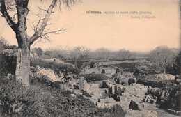 CORDOBA - MEDINA AZAHARA VISTA GENERALE~ AN OLD POSTCARD #21560 - Córdoba