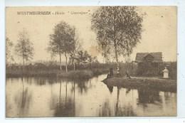 Westmeerbeek Heide Goorvijver - Hulshout