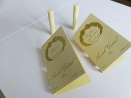 Echantillon ,tube Sur Carton GOUTAL - Echantillons (tubes Sur Carte)