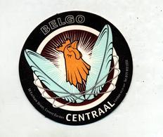 Sous Bock Biere   Belgo Theme Coq - Sous-bocks