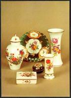 C7514 - TOP Meissen Porzellan Museum - Bild Und Heimat Reichenbach - Arts