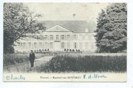 Kasteel Van Hovorst - Viersel - Zandhoven