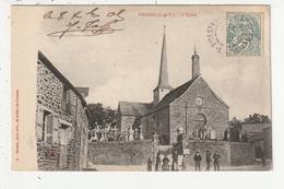 VENDEL - L'EGLISE - 35 - Otros Municipios