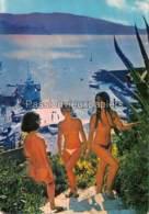 ILE DU LEVANT  NATURISME Editions ARIS 16-23 - France