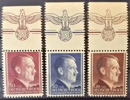 GENERALGOUVERNEMENT 1942 - MNH - Mi 89-91 - Complete Set! - Ocupación 1938 – 45