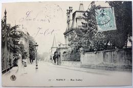 RUE ISABEY - NANCY - Nancy