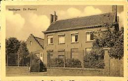 CPA - Belgique - Snellegem - De Pastorij - Jabbeke