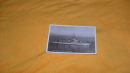 CARTE POSTALE NON CIRCULEE DATE ?.../ CONTRE TORPILLEUR ALBATROS... - Warships