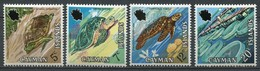Kaimaninseln Mi# 282-5 Postfrisch MNH - Fauna Turtles - Kaimaninseln
