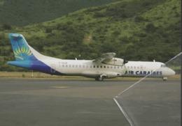 Air Caraibes ATR 72-500 F-OIJC St. Maarten French Airways Air France Airplane Franch - 1946-....: Era Moderna