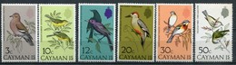Kaimaninseln Mi# 321-6 Postfrisch MNH - Birds - Kaimaninseln