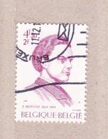 1975 Nr 1785 Gestempeld,zegel Uit Reeks Solidariteit. - Belgique