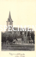 Fotokaart Kerk Voor 1914 - Eggewaartskapelle - Veurne
