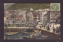 CPA Norvège Circulé Bergen - Norvegia