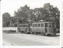 Photo Beau Format  - Thème Transport - Hagondange - Moselle - UCPMI  Tramway - Trains