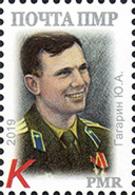 Transnistria 2019 Space Yuri Gagarin 1v MNH - Europe