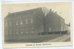 Morkhoven: Klooster En School ( Fotokaart ) - Herentals