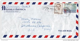 PHS14502 Philippines 1982  P.T.P.O. Airmail Cover Franking Batan Day W/ Slogan Addressed USA - Philippines