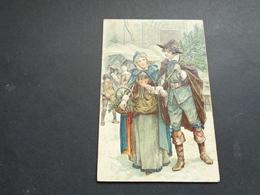 Couple ( 96 )  Koppel   Carte Gaufrée  Reliëf - Couples