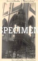Fotokaart  Binnenzicht Kerk - Doomkerke - Ruiselede